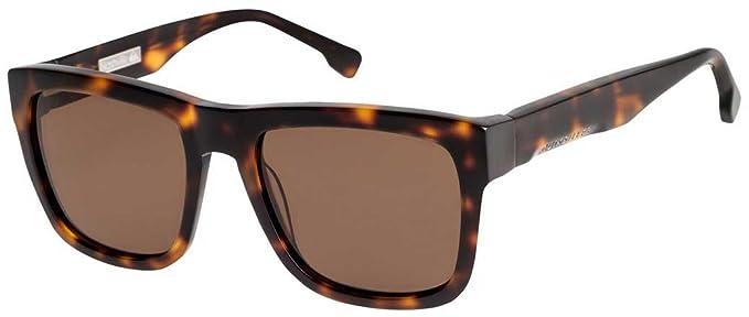 f8189553c9 Amazon.com  Quiksilver Mens Nashville - Sunglasses For Men Sunglasses Black  One Size  Clothing