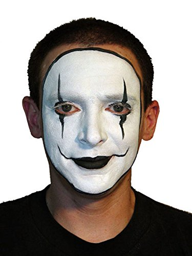 Mehron Makeup Clown White Lite Professional Makeup