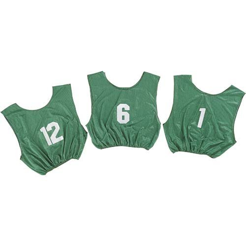Champion Sports Practice Numbered Scrimmage Vest, Royal Blue (Mesh Champion Pinnies Sports Adult)