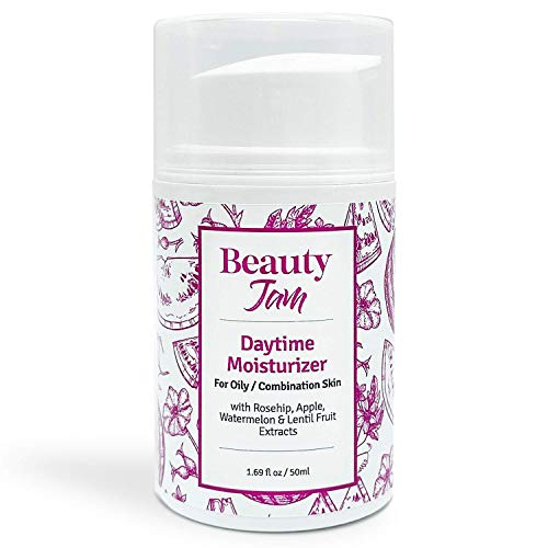 Beauty Jam Moisturizer for Oily Skin, 1.7 Ounce