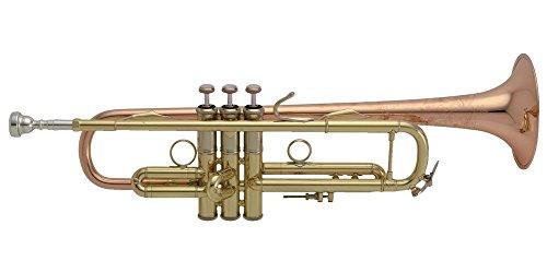 Bach LR19043B Stradivarius Mariachi Series Bb Trumpet LR19043B Lacquer by Bach