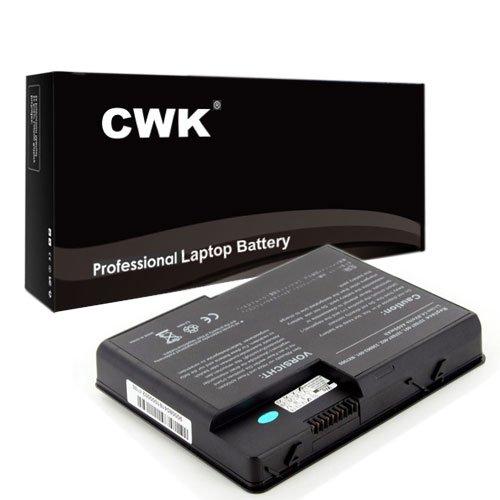 CWK Long Life Replacement Laptop Notebook Battery for HP Compaq ZT3302US-PF086UA 337607-001 337607-002 HP Pavilion zt3000 NX7000 NX7010 Series Business 7010 NX7000 NX7010 (Nx7000 Series Battery)