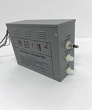 Kiva Sauna Generatore Di Vapore Per Bagno Turco Professionale 3 Kw