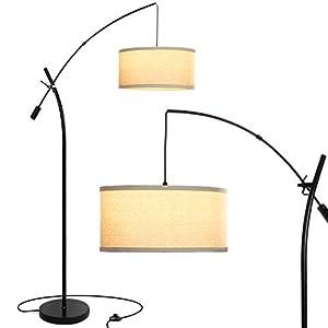 41-3mfgiqhL._SS300_ 100+ Coastal Floor Lamps And Beach Floor Lamps