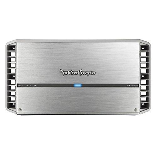 Rockford PM1000X5 1,000 Watt Class-Bd 5-Channel Amplifier