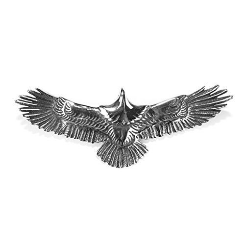 316L Stainless Steel American Eagle Pendant With Chain for sale  Delivered anywhere in USA