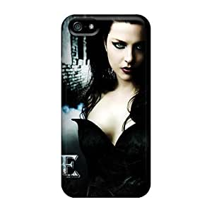 Perfect Hard Phone Cases For Iphone 5/5s (zkh20123lftA) Provide Private Custom Vivid Foo Fighters Series