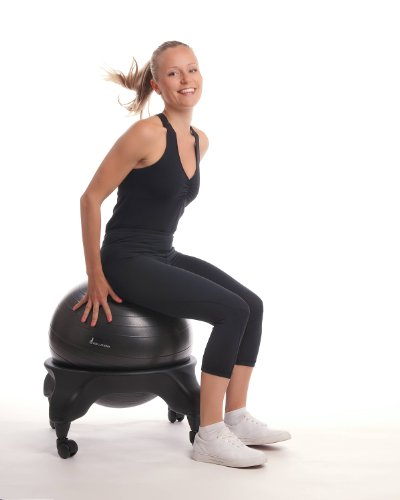 Evolution Chair Exercise Ball Chair - 94559 by Unknown