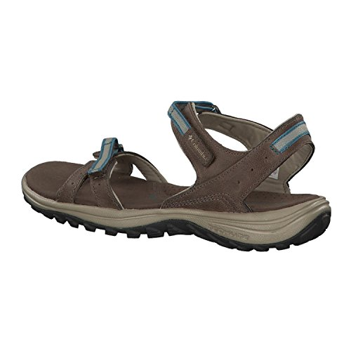 Sandalias Mujer Blue canyon Santiam Mud Columbia Para Hxqfan4