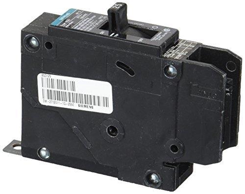 Siemens BQD125 25-Amp Single Pole 277V AC / 125V DC 14KAIC Bolt in Breaker [並行輸入品] B07J5KMC2B