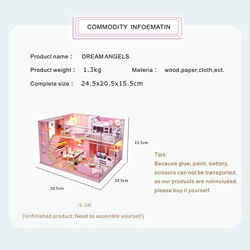 Buy house kits dolls