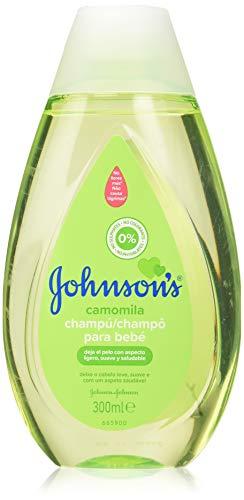 Johnson's Baby, Shampoo - 3 Stück (3 x 300 ml)