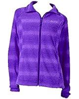 Columbia Women's June Lake Printed Fleece Jacket