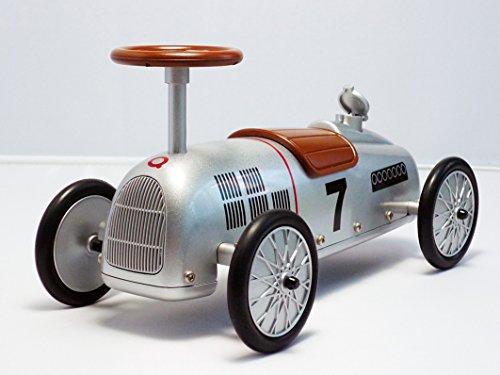 Antique Fire Engine - 100 Goods Zinc Alloy Die Cast Retro Mini Model Car Racing Saga, 6