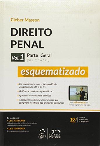 Direito Penal Esquematizado. Parte Geral - Volume I