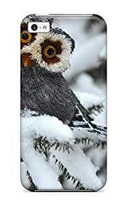 Rowena Aguinaldo Keller's Shop New Style 2518746K42683669 New Arrival Premium 5c Case Cover For Iphone (funny Owl)