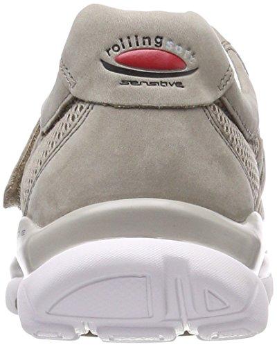 Rollingsoft Cordones Mujer Shoes Marrón Derby Gabor de para Zapatos Visone IBTwHq5