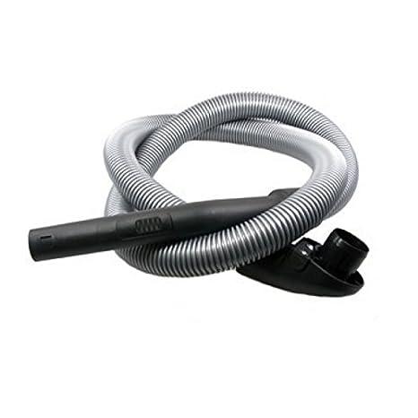 Premium tubo flessibile per aspirapolvere Miele S 227 fino a S 280 I, S232i, S234i, S251i, S252i, S271i, S272i, S274i di 1,8 m o di 2,2 m di tubo 1,8m Standartschlauch Microsafe®