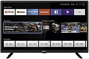 """Smart TV LED 32"""" Philco PTV32G52S LED - Wi-Fi 2 HDMI 1 USB"""