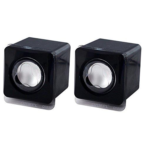 Hiper Song HS900 Speaker Portable PC/Mobile/Tablet Audio Speaker  Black, 2.0 Channel  Speakers