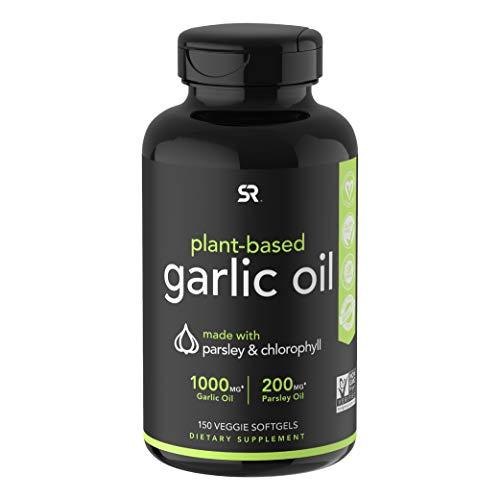 Odorless Garlic Oil Pills