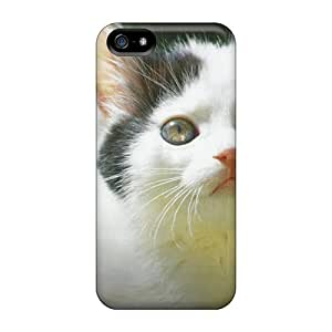 For SamSung Galaxy S4 Phone Case Cover Kitten 2