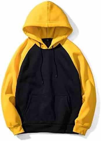 VANMASS Men The Skull Long Sleeve Pullover Hoodies Sweatshirts