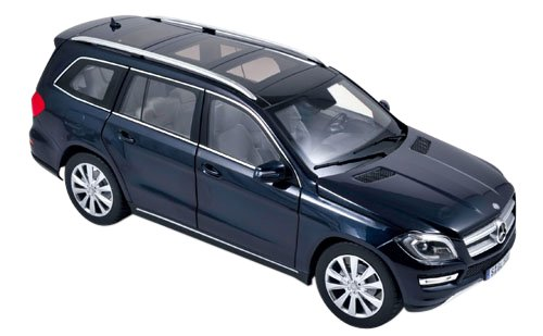 ノレブ 1/18 メルセデス ベンツ GL 500 2012 ブルーメタリック 完成品の商品画像