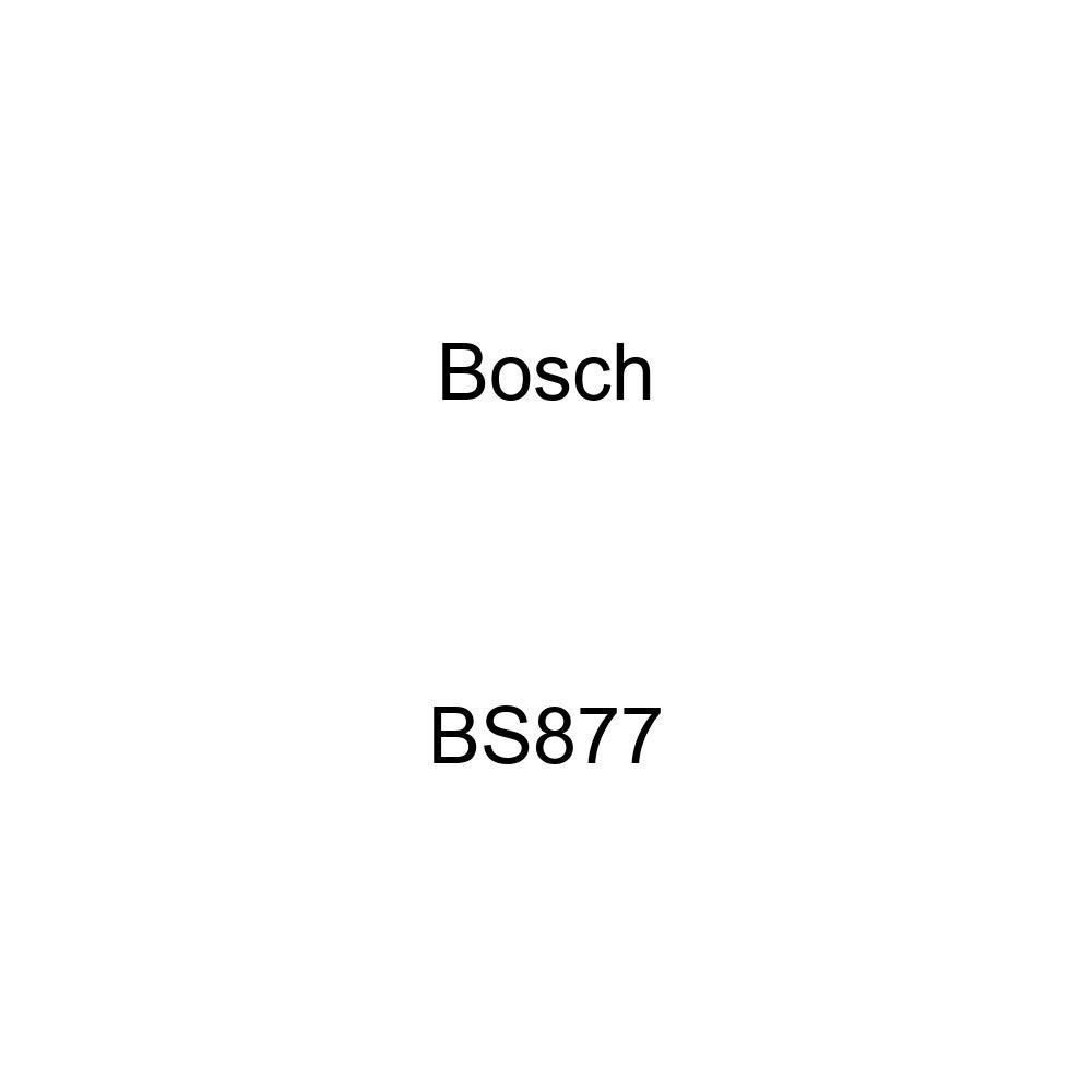 Bosch BS877 Blue Disc Parking Brake Shoe Set