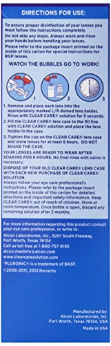 047113609126 - Clear Care Cleaning & Disinfection Solution-12 oz carousel main 6