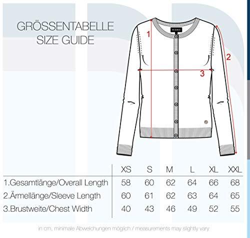 Grey Cardigan Femme Rond Effie Encolure pour Maille 8215 Veste avec Gilet Desires en Oyster F4wq7U1
