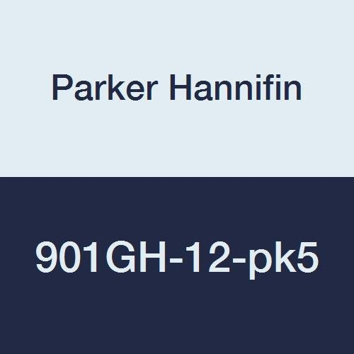 Parker Hannifin 901GH-12 Brass Garden Hose Fitting Washer 3//4 Hose Thread 3//4 Hose Thread Parker Hannifin Corporation