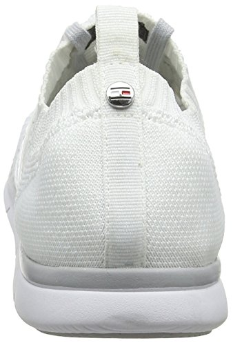 Basses Light Tommy Vieux Sneakers Rose Hilfiger Femme Weight Knitted Sneaker Uaw7wEqZYx