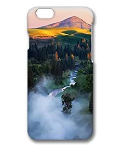 Iphone 5/5S Stylish 2015 3D PC Case Cover For SamSung Galaxy S3 Case With Palouse Sunrise Eastern Washington USA Sale