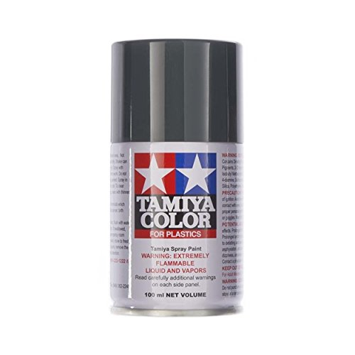 Spray Lacquer TS-63 NATO Black - 100ml Spray Can 85063