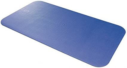 Amazon Com Airex Professional Mat Corona Blue 72 X 39 X 6 Thick Exercise Mats Sports Outdoors