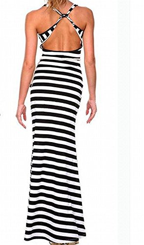 Cheryl Bull Graceful Women's Hipster Sleeveless Printed Pullover Maxi Dress Aspicture L (Plus Size 90s Fancy Dress)