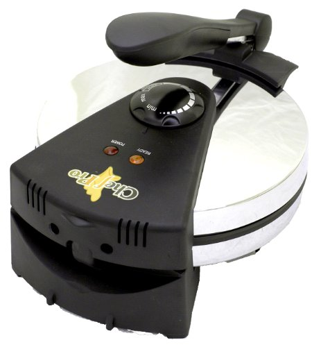 Chef Pro FBM108A 8-Inch Tortilla and Flat Bread Maker