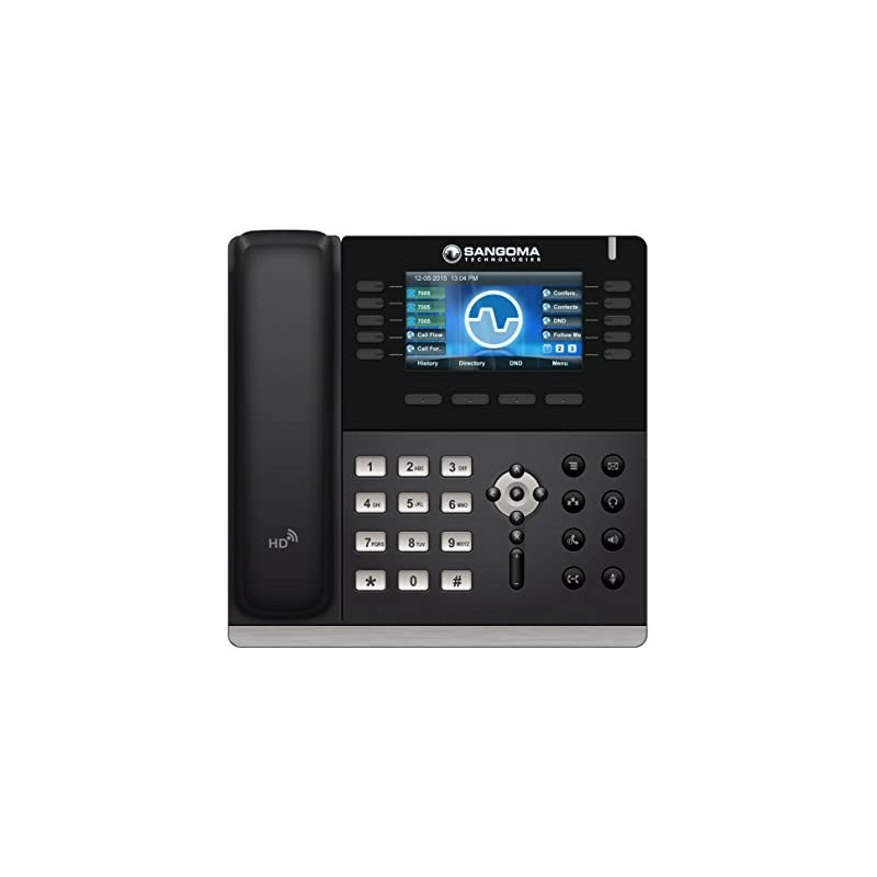 Sangoma s705 VoIP Phone with POE (or AC