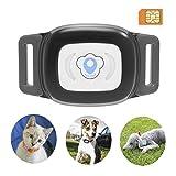 BARTUN Mini Pet Tracker GPS Locator for Dogs Cats 28lb Waterproof IP67 Real