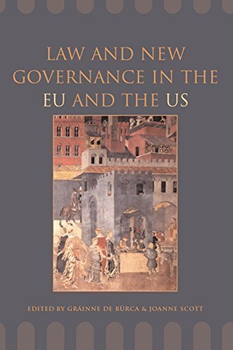 Law and New Governance in the EU and the US (Essays in European Law) by Hart Publishing (2006-03-01)