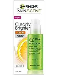 Garnier SkinActive SPF 30 Face Moisturizer with Vitamin C,  2.5 fl. oz.