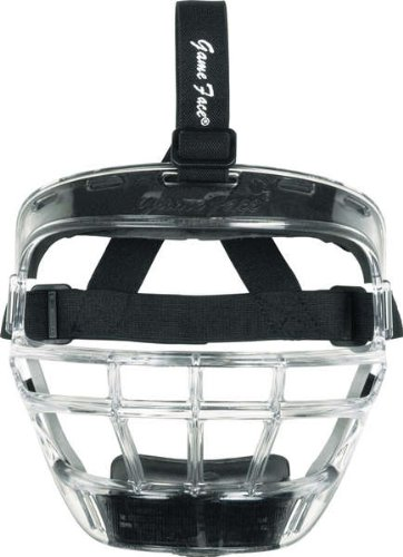 (Athletic Specialties Adult Game Face Sports Safety Mask)
