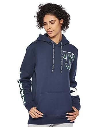 Tommy Hilfiger sweatshirt for women in Black, Size:Medium