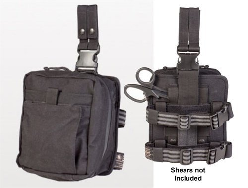 NAR Medic Thigh Rig (Bag only) by North American Rescue (Image #1)