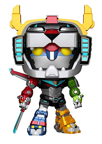 "Funko Pop! Animation: Voltron - 6"" Metallic Voltron Amazon Exclusive"