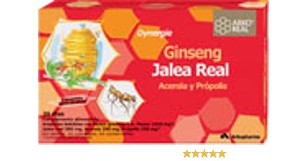 ARKOPHARMA Ginseng + Jalea Real Fresca: Amazon.es: Salud y cuidado personal