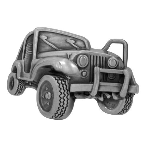Jeep Belt Buckles - 8