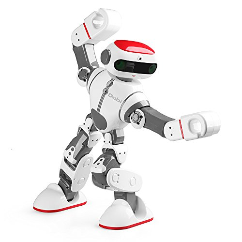 WLtoys Goolsky F8 Dobi Intelligent Humanoid Robot Voice/APP Control Toy with Dance Yoga Storytelling for Children Gifts by WLtoys (Image #4)