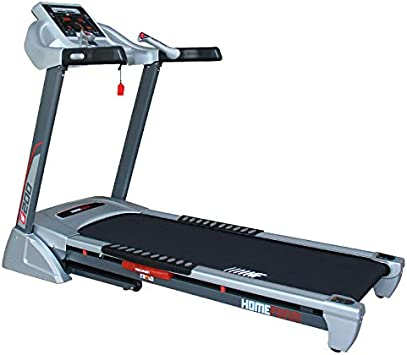 Cinta de correr Homeform HF 200 MP3: Amazon.es: Deportes y aire ...